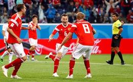 Lịch thi đấu World Cup 2018 ngày thứ hai 25-6