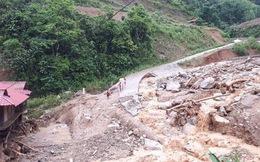Thêm 5 người mất tích vì mưa lũ ở Lai Châu