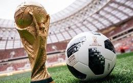 World Cup tiếp tục thống lĩnh kết quả tìm kiếm Google tuần qua