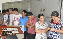 Thanh Hóa bắt giữ 11 nghi phạm cá độ bóng đá, lô đề trăm tỉ