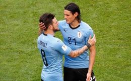 Trực tuyến bảng A Nga - Uruguay 0-2: Suarez ghi bàn, Salah cũng ghi bàn