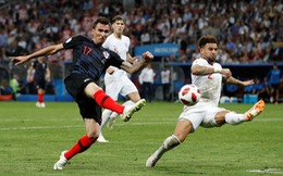 Anh - Croatia 1-2: Lội ngược dòng ngoạn mục, Croatia lần đầu vào chung kết