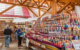 Chợ lưu niệm Izmailovo - điểm lựa chọn của cổ động viên tới Nga