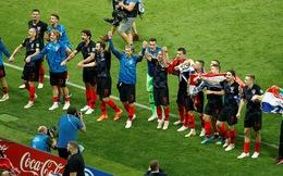 Đoạn kết World Cup, nhìn từ những cái tên