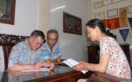 Cha con ông Kèn hơn 40 năm dạy chữ, đặt tên giúp dân vạn đò