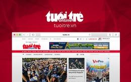 Báo Tuổi Trẻ Online tạm biệt bạn đọc trong 3 tháng