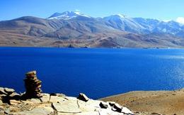 Làng du mục Korzok bình yên bên hồ Tso Moriri