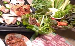 Ẩm thực Hàn - Nhật qua món nướng
