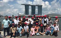 Tour Singapore - Malaysia, Sentosa