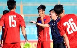 U-19 VN hòa Morocco trong trận cầu có 2 thẻ đỏ