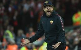 """""""Roma đã sụp đổ sau bàn thua đầu tiên"""""""