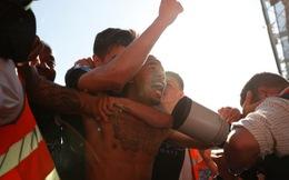 Mùa bóng đáng nhớ nhờ Man City