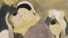 Tranh Lê Phổ bị nghi giả, Sotheby's vẫn khẳng định là thật