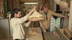 Đồ nội thất làm từ... nấm