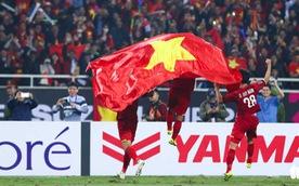 Slogan của tuyển VN tại Asian Cup: Những chiến binh sao vàng