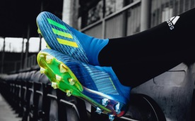 Salah mang giày 'tăng tốc độ' ở chung kết Champions League
