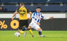 Heerenveen chia tay 5 cầu thủ, không có tên Văn Hậu