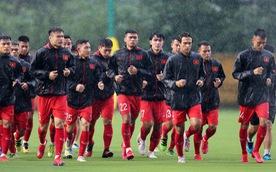 HLV Park Hang Seo tập trung đội tuyển U22 Việt Nam với 33 cầu thủ