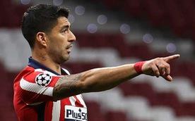 Điểm tin thể thao sáng 1-12: Suarez vẫn dương tính COVID-19 nhưng có thể đá Champions League