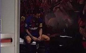 Messi nhận 'điểm 0' lần đầu tiên trong sự nghiệp