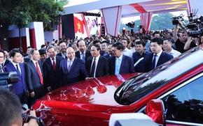 VinFast công bố giá ôtô mới, thấp nhất chỉ 336 triệu/chiếc