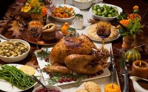 Lễ Tạ ơn Thanksgiving của Mỹ ngoài gà tây còn có những gì?