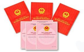 TP.HCM: Giải quyết tồn đọng sổ đỏ