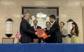 Viện Kế toán công chứng Anh và Xứ Wales ký bản ghi nhớ với Bộ GD-ĐT
