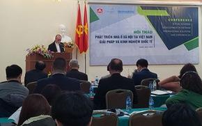 Giải pháp phát triển nhà ở xã hội tại Việt Nam