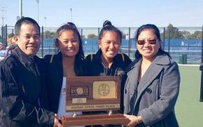 Quần vợt mở ra cửa hội nhập cho gia đình gốc Việt ở Mỹ