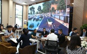 Đô thị sinh thái thông minh Aqua City ra mắt giới đầu tư Hà Nội