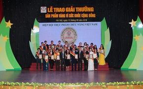 Mentinfo vinh dự nhận giải thưởng Sản phẩm vàng vì sức khỏe cộng đồng