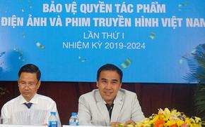 Quyền Linh làm phó chủ tịch Hội Bảo vệ quyền tác phẩm điện ảnh - truyền hình