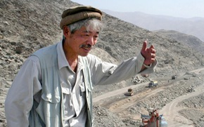 Bác sĩ Nhật được dân Afghanistan tôn thờ