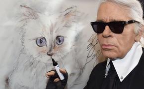 Cô mèo Choupette sẽ thừa kế 200 triệu đô của ông hoàng Chanel?