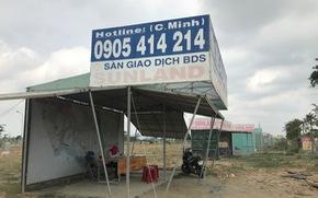 Đà Nẵng 'dẹp loạn' kiôt giao dịch bất động sản