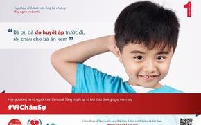 Chương trình 'Tầm soát tăng huyết áp miễn phí'