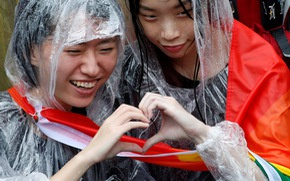 Được công nhận hôn nhân, giới đồng tính Đài Loan nô nức kết hôn