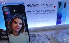 Điện thoại Huawei ở Việt Nam bị trả giá bèo bọt