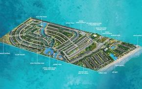 NovaWorld Hồ Tràm - Đại đô thị du lịch nghỉ dưỡng giải trí sắp ra mắt