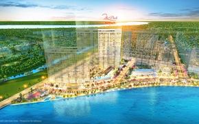 Phú Mỹ Hưng mở bán toà nhà 'view' toàn cảnh đô thị