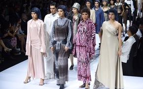 Dàn hoa hậu, á hậu thần thái cá tính mở màn Tuần lễ thời trang quốc tế Việt Nam