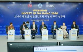 Nhiều doanh nghiệp Hàn Quốc muốn đầu tư vào Đà Nẵng sau COVID-19