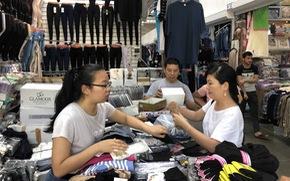 Đi chợ Việt xứ bạch dương