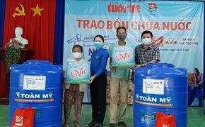 La Vie và Nestlé Việt Nam chung tay giảm thiệt hại từ hạn mặn
