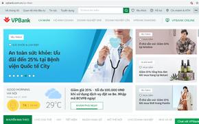 VPBank ra mắt website phiên bản mới tích hợp trí tuệ nhân tạo