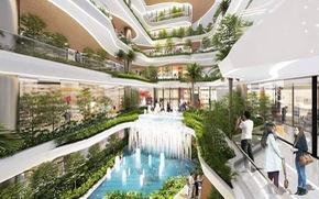 Gia Khang xây căn hộ hạng sang trên 'đất vàng' Thủ Đức