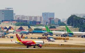 Tỷ lệ đúng giờ của hàng không Việt trên 90% trong tháng Tết