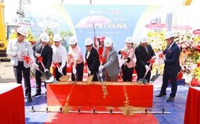 Khu căn hộ cao cấp The Rivana chính thức khởi công