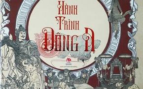Diện kiến Đại Việt thời Trần qua Artbook Hành trình Đông A